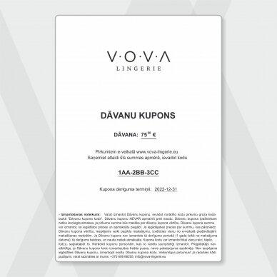DĀVANU KUPONS - 75€ 2