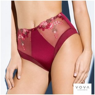 "Kelnaitės ""Lady Flower"" high-waist briefs"