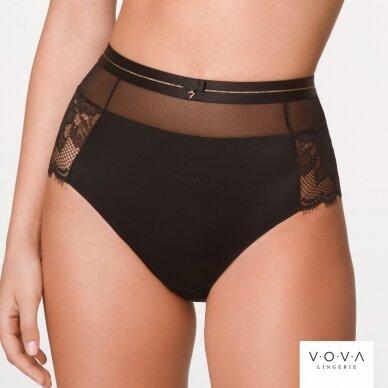 Amora high-waist briefs
