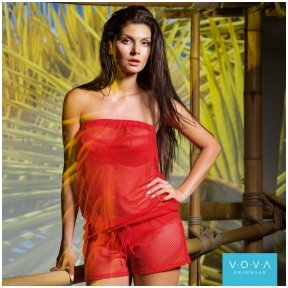 """Beach jumpsuit """"Fromia"""""""
