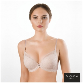 """Patrice"" molded push-up bra"