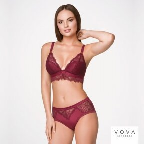 Purcell padded bra