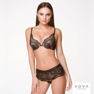 Amora molded push-up bra