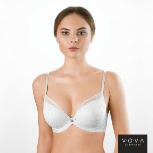 Patrice molded push-up bra