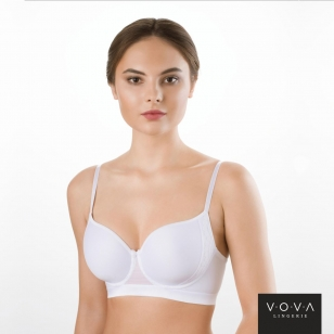 """Perlin"" spacer bra"
