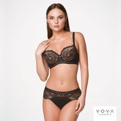 Amora soft-cup bra