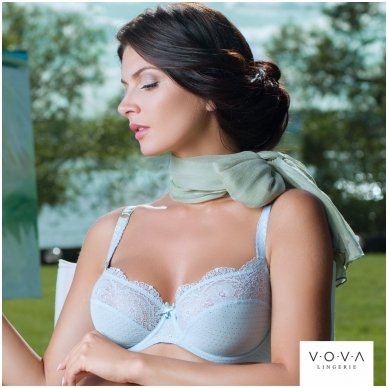 "Бюстгальтер ""Blue sky"" soft-cup bra 2"