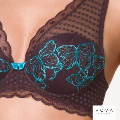 """Rinnahoidja """"Butterfly"""" padded 4"""