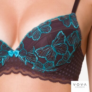 Butterfly push-up bra 4