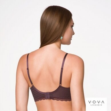 Butterfly soft-cup bra 3