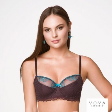 Butterfly soft-cup bra 2