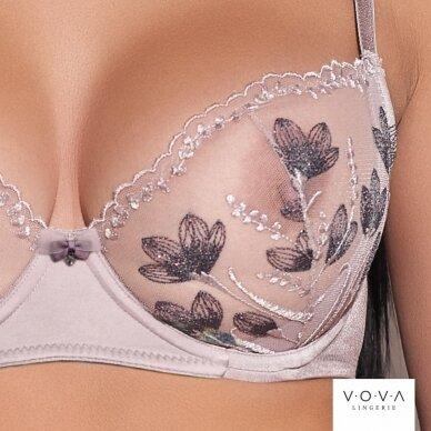 Fancy soft-cup bra 4