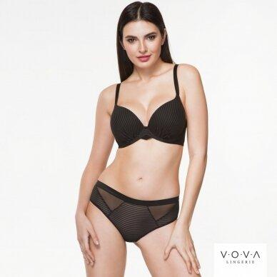 Fonseca molded push-up bra