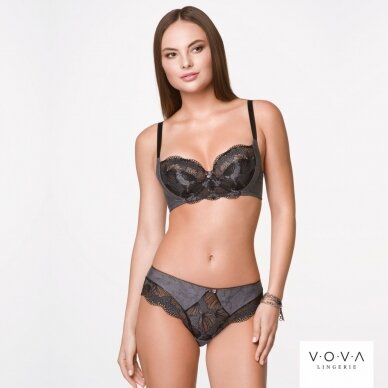 Marble Arch soft-cup bra
