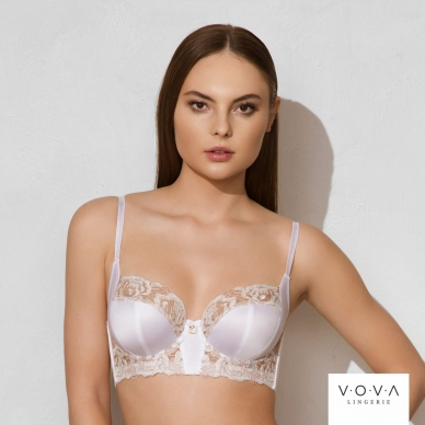 """""""Marry Time"""" soft-cup bra 2"""