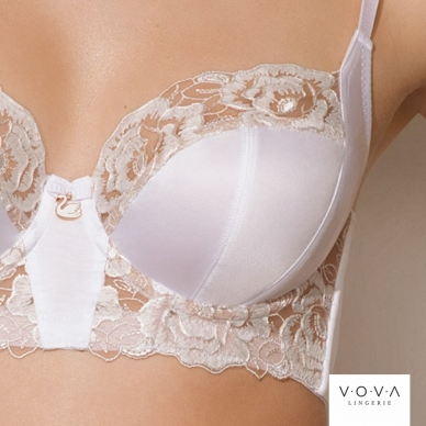 """""""Marry Time"""" soft-cup bra 3"""