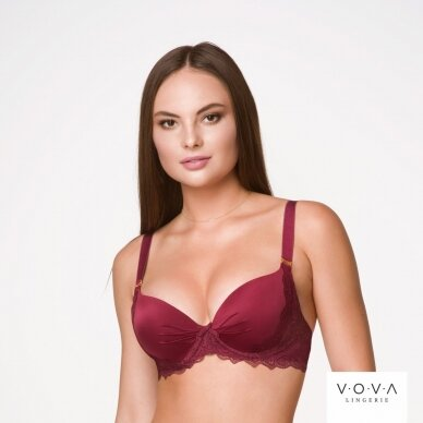 Purcell molded push-up bra 2