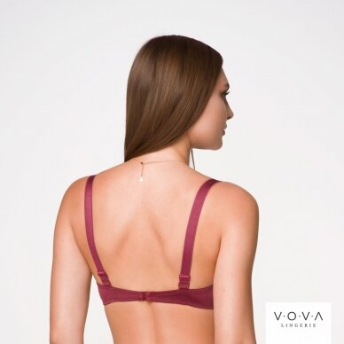 Purcell molded push-up bra 3