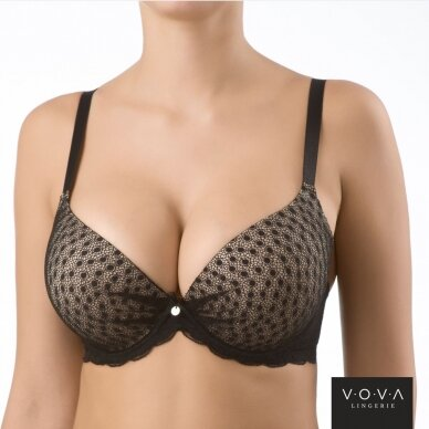 Wish molded push-up bra