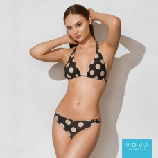 """Goldi"" triangle swimbra with removable padding"