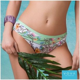 """Flower Waves"" swim briefs"