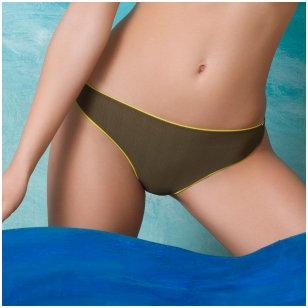 """Salt sea"" swim briefs"