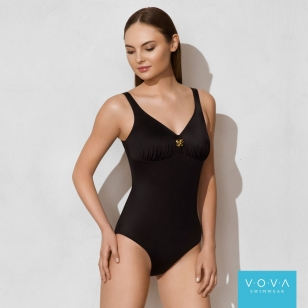 Charm one-piece swimsuit