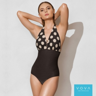 """Goldi"" one-piece swimsuit"