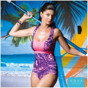 """Salinas"" one-piece swimsuit"