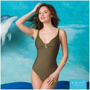 """Salt sea"" one-piece swimsuit"