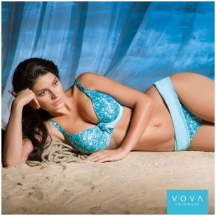 """Larimar"" spacer swimbra"