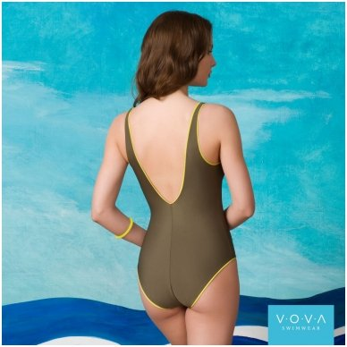 Salt sea one-piece swimsuit 2
