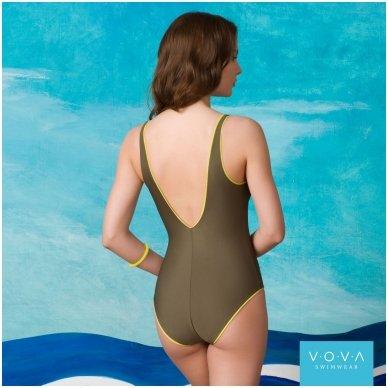 Salt sea one-piece swimsuit 2