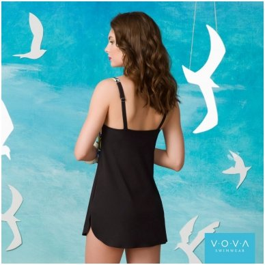 """Sea Breeze"" one-piece swimsuit 2"