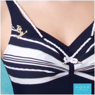 """Voyager"" one-piece swimsuit 4"
