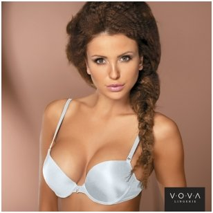 "Бюстгальтер ""Viktorija"" molded push-up bra"