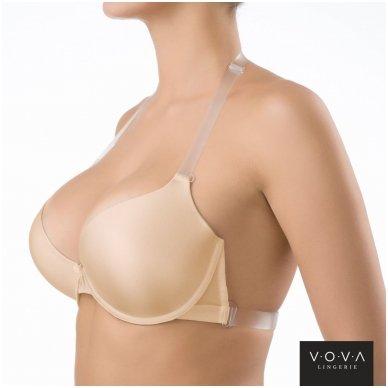 """Victorija"" molded push-up bra 2"