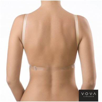 """Victorija"" molded push-up bra 4"